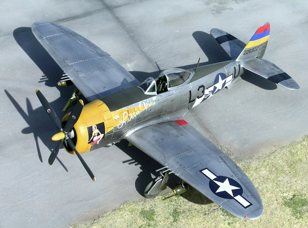 P-47D Little Ann IR1