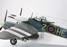 Classic Airframes 1/48 Whirlwind - by Calum Gibson - New South Wales, Australia