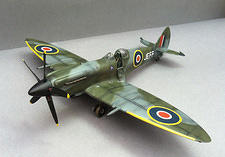 Pacific Coasts 1/32 Spitfire XIV - Ben Summerfield - Lancashire, UK