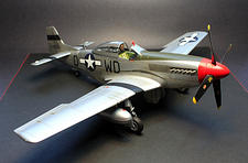 Tamiya 1/32 P-51 Mustang - by Pat Sharpe -  Gerber, California
