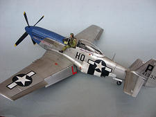 Tamiya 1/32 P-51 Mustang - by Ron O'Neal - Round Rock, Texas