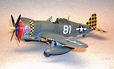 Tamiya 1/48 P-47D - by Dave Askett