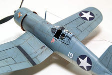Tamiya 1/72 F4U-1 Corsair - by Joe Youngerman