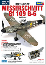 ADH017 How to Build Revell's 1:32 Messerschmitt Bf 109 G-6