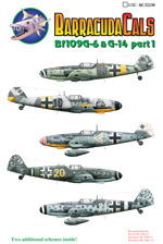 BC32230   Bf 109G-6 and G-14 Part 1