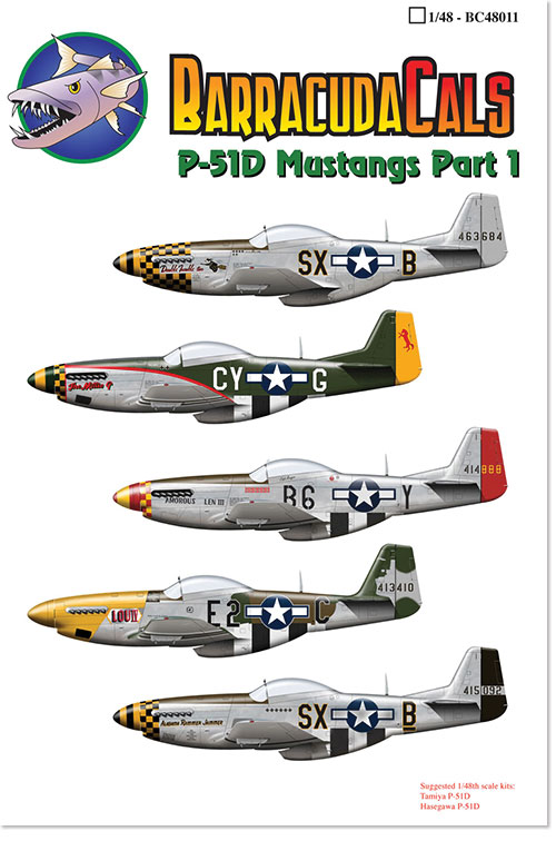 P-61A ALLY R 418 NIGHT FIGHTER SQUAD WHITE DOG DECALS 23//50 LIMITED PRINT 1//72