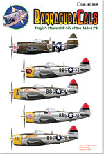 BC48039 Mogin's Maulers! P-47s of the 362nd FG