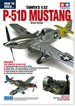 ADH016 How To Build Tamiya's 1:32 P-51D Mustang